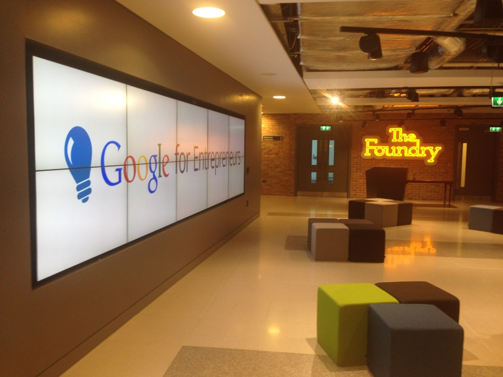 Google For Entrepreneurs