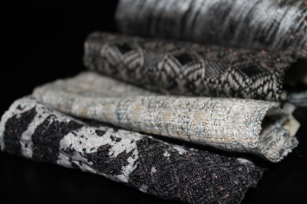 Woven samples