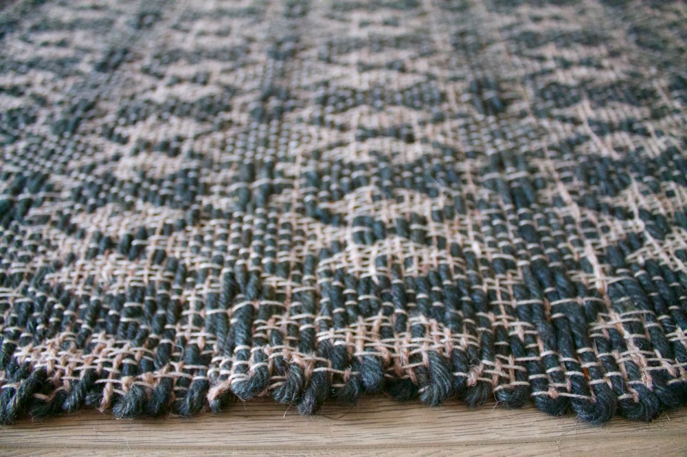 Nyssamtextiles hall runner side detail