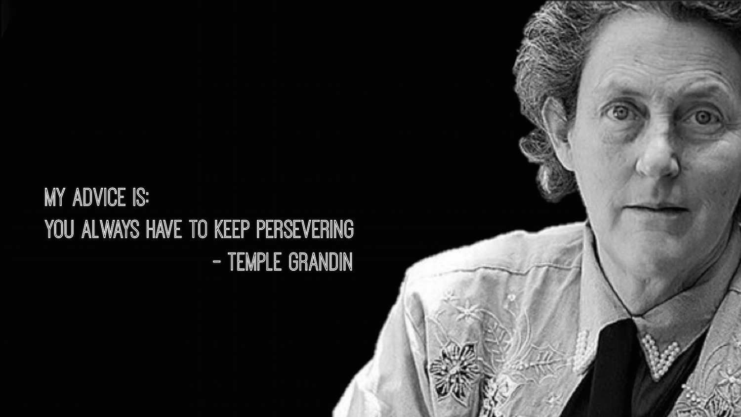 How Temple Grandin Overcame Challenges With Autism To