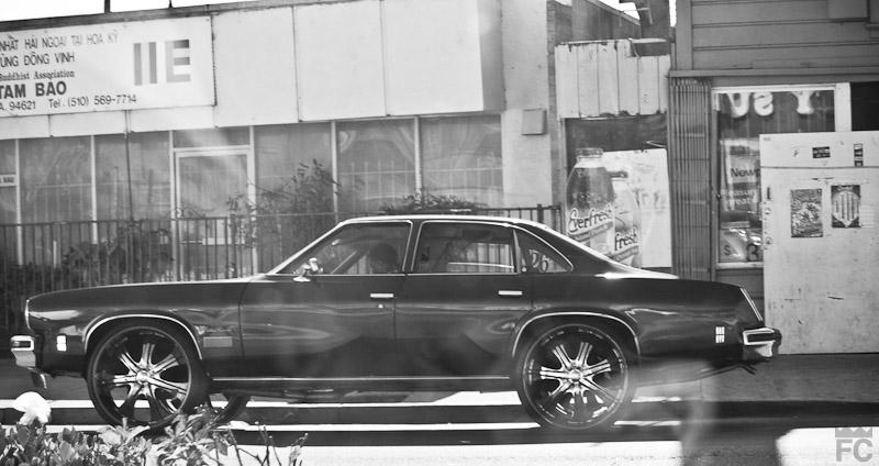 East OaklandScrapper- Frankie C-