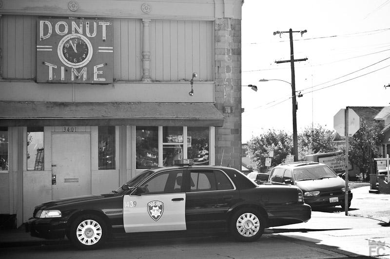 Donut Time-   Frankie C-