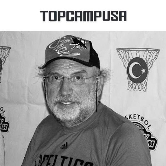 Türk basketbolunun başı sağolsun. #rip Rest in peace İsmet Bağdem 🙏