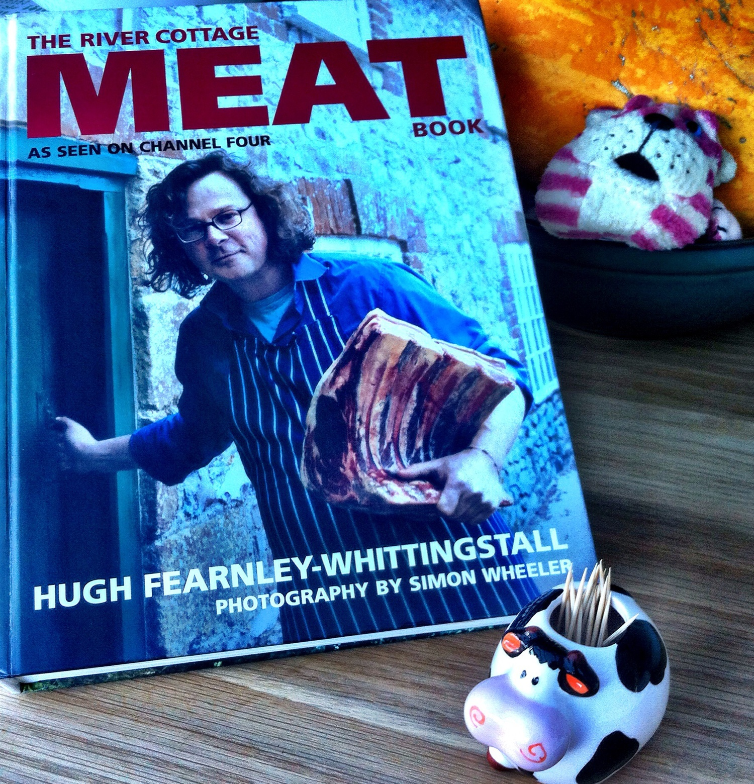 52 Cookbooks 49: Beef stock