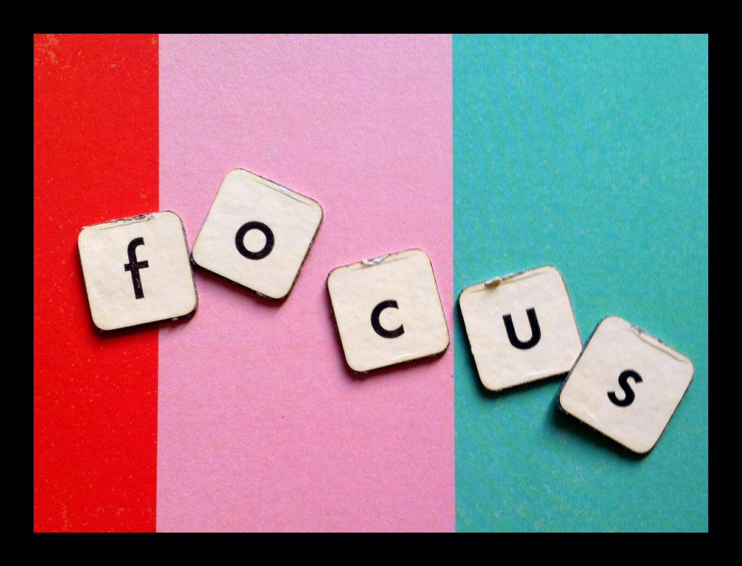 Bring on a focussed 2015!