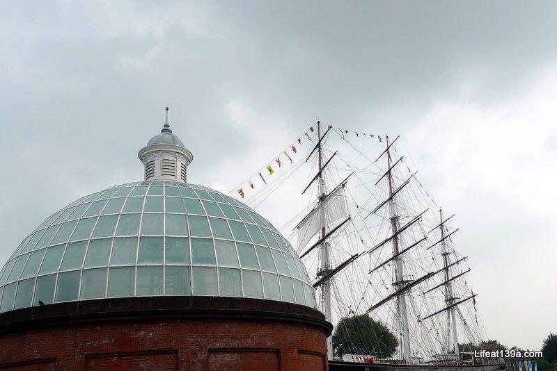 Sun on Saturday: Greenwich Tall Ships Festival