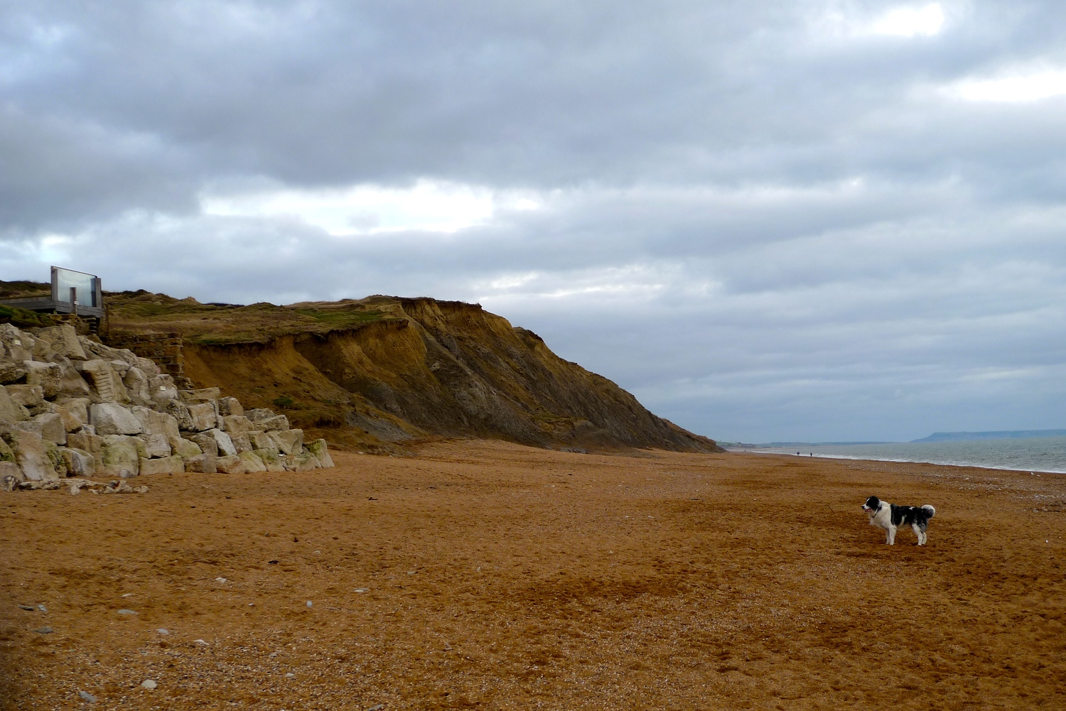 Broadchurch country: Burton Bradstock