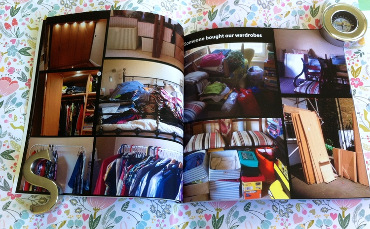 2013: yes, it felt that chaotic too - and someone bought our wardrobes...