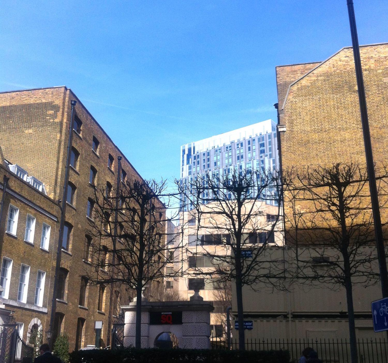 Sun on Saturday: Petticoat Lane and Brick Lane