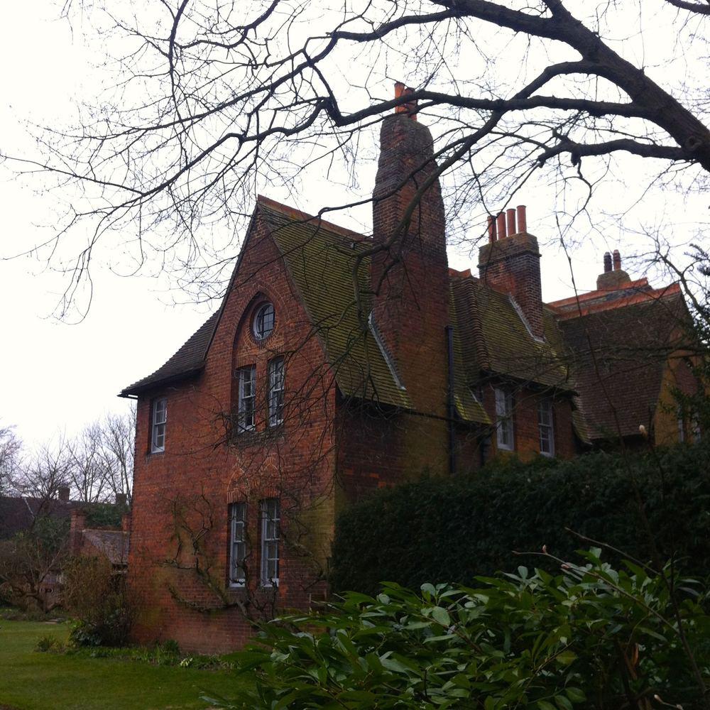 William Morris' Red House