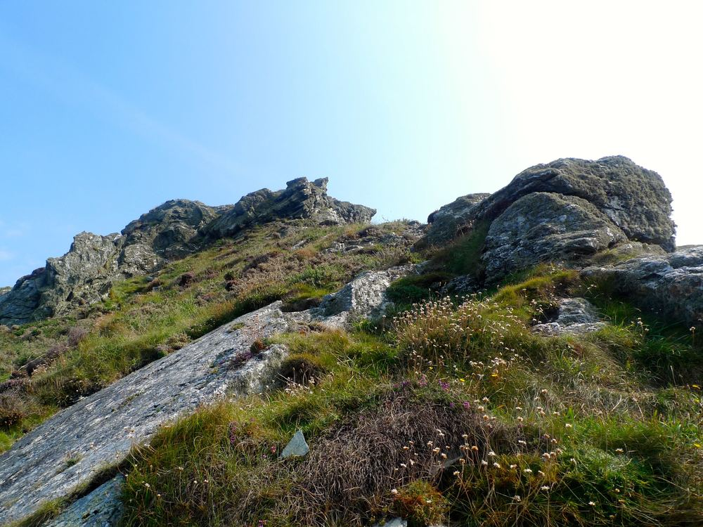 Heading upwards on Barras Nose.jpg