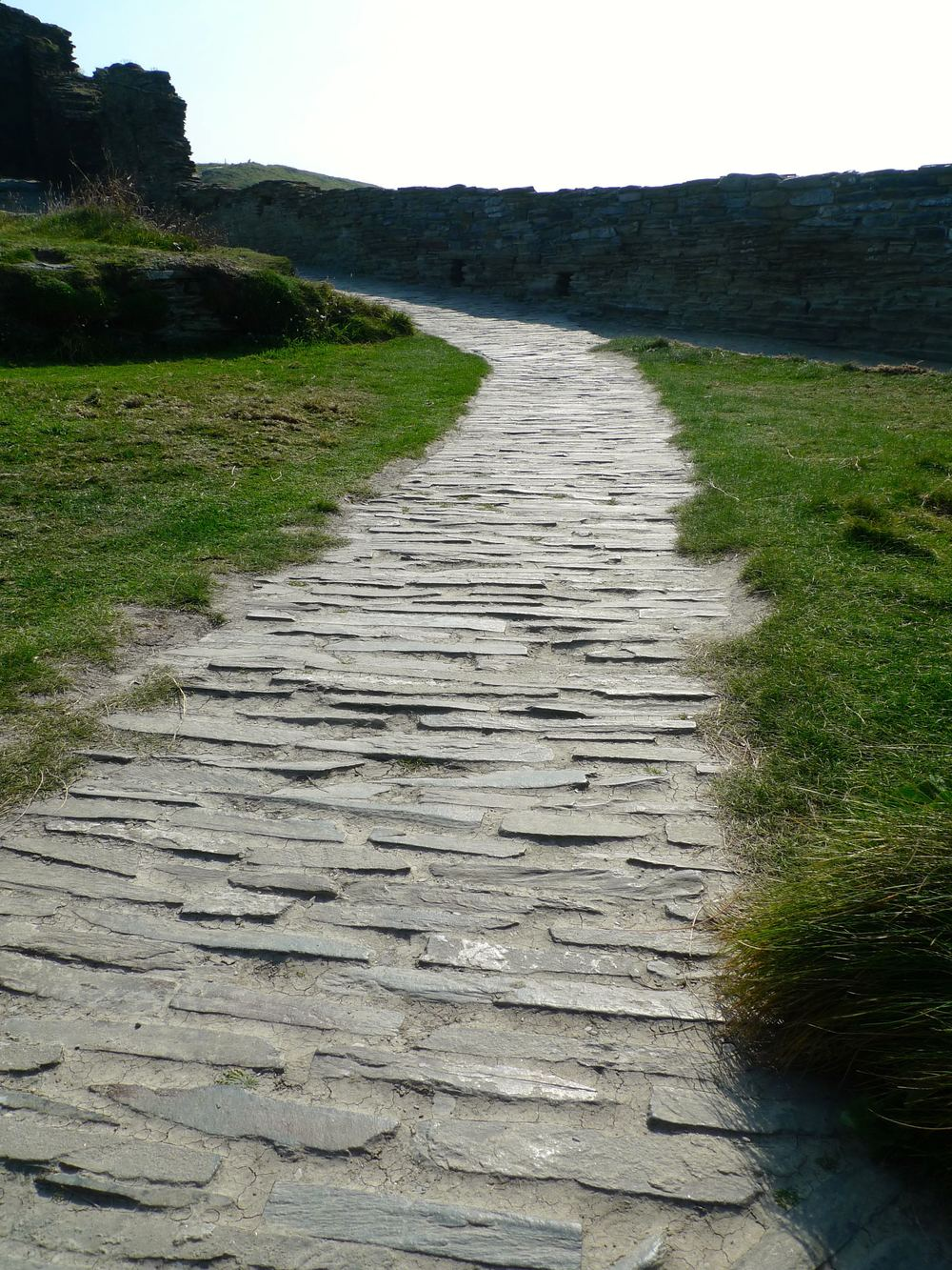 A path at Tintagel Castle.jpg