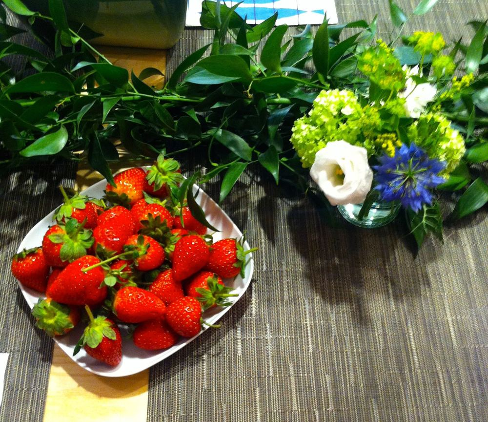 Swedish Midsummer strawberries.jpg