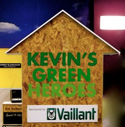A look at Kevin's Green Heroes