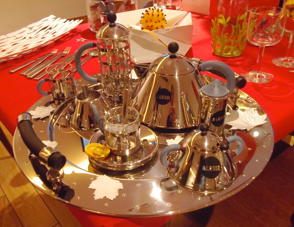 BOMBÉ TEA AND COFFEE SERVICE