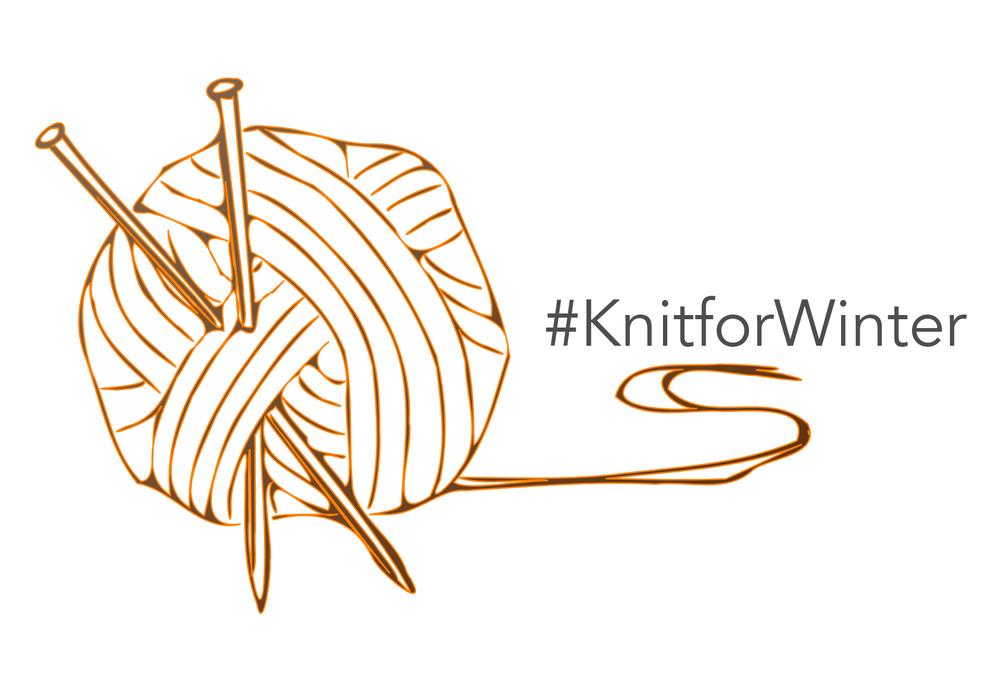 #KnitforWinter