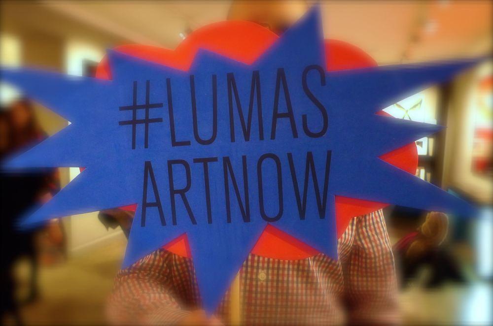 #LumasArtNow