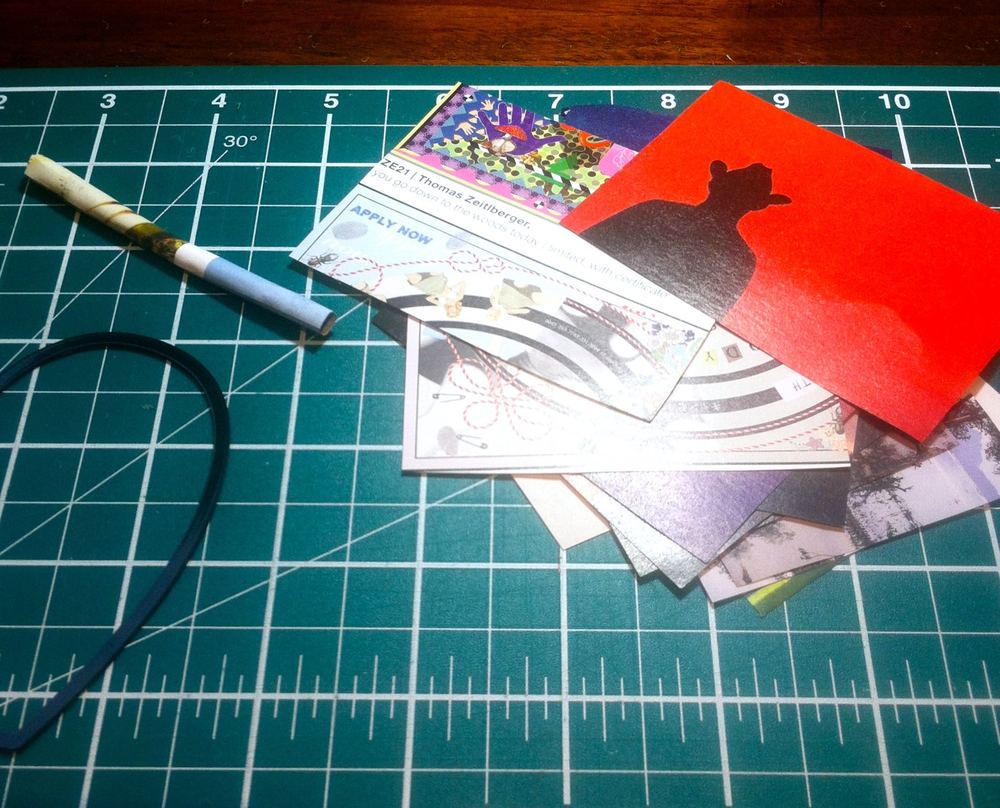 GETTING STARTED WITH MY VALENTINES CARD