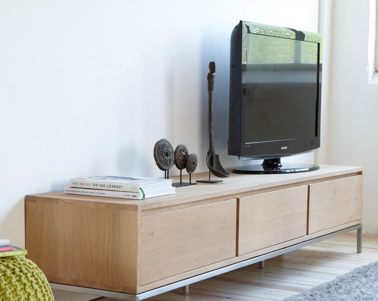 LOFT LOW SIDEBOARD / TV UNIT £826  Photo credit: AIF