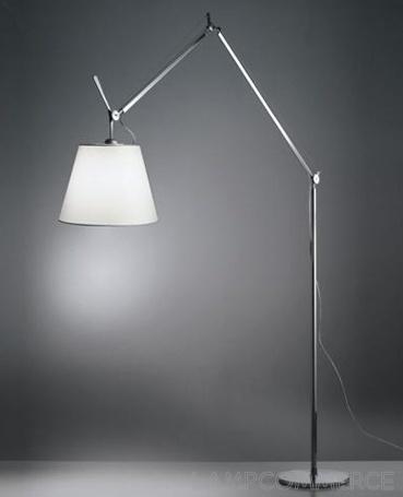 ARTEMIDE TOLOMEO MEGA FLOOR LAMP Photo credit: LampCommerce