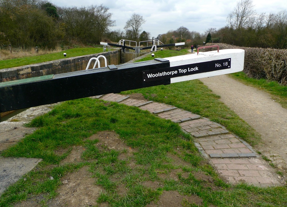 WOOLSTHORPE TOP LOCK