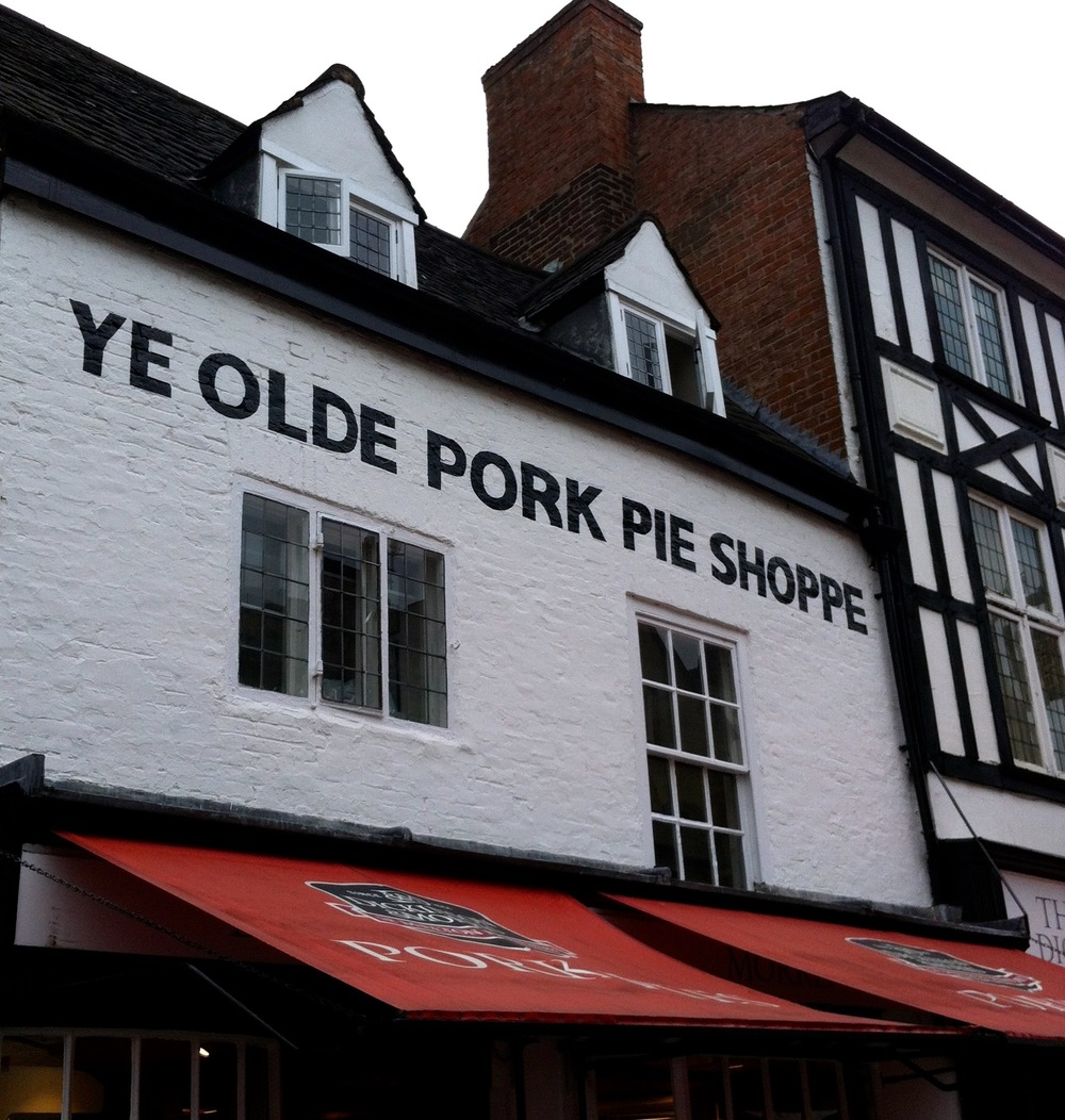 Ye Olde Pork Pie Shoppe Melton Mowbray