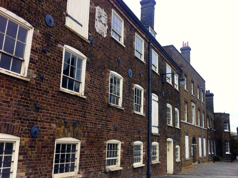 three mills island london
