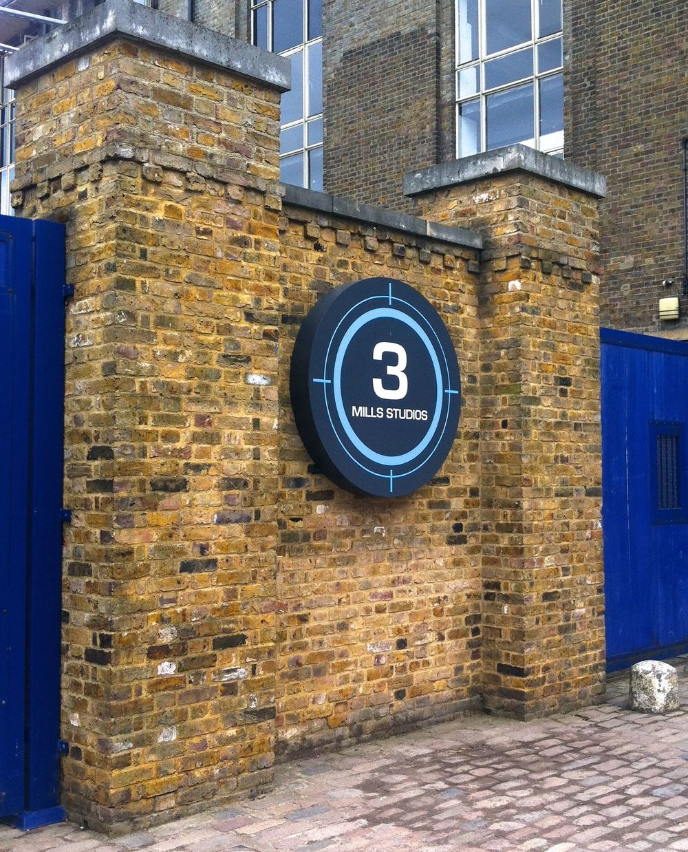 3 mills film studio london
