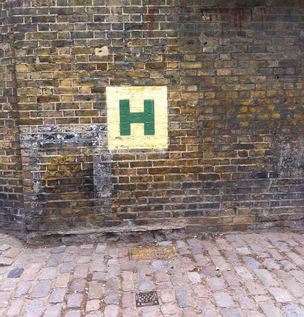H is for...