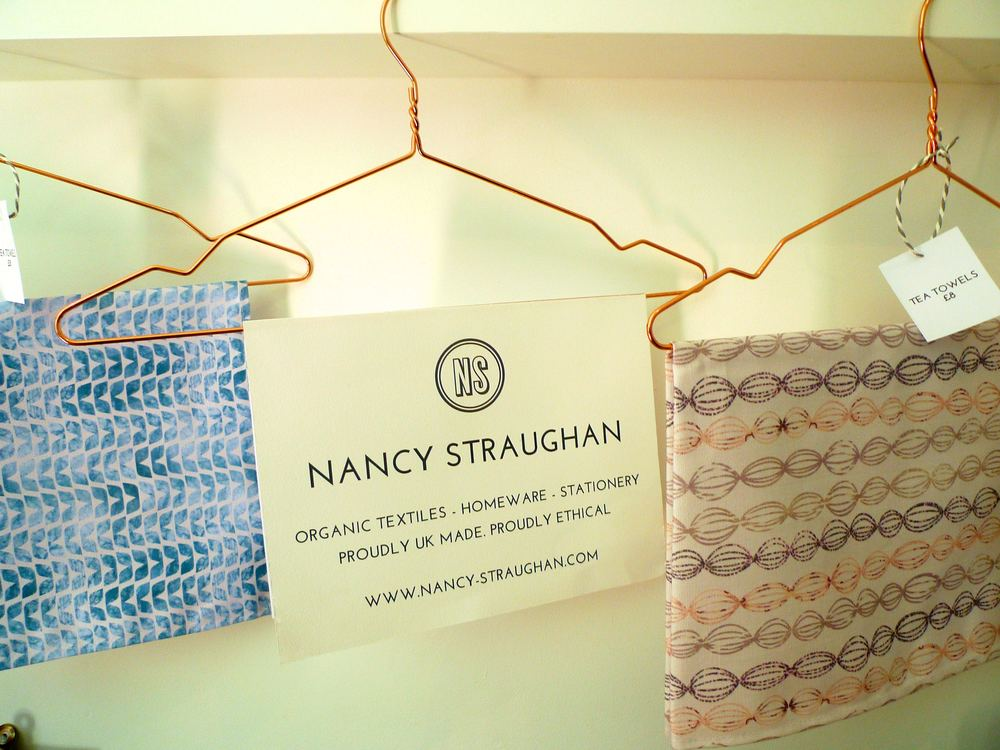 Nancy Straughan organic textiles