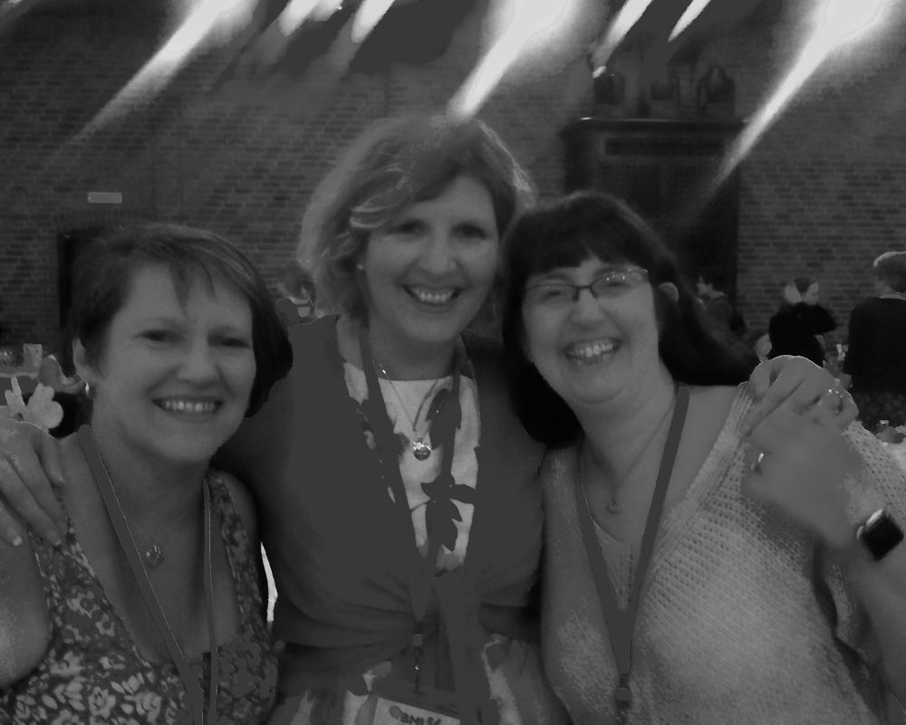 ME, VICKY AND MORGAN AT #BML16