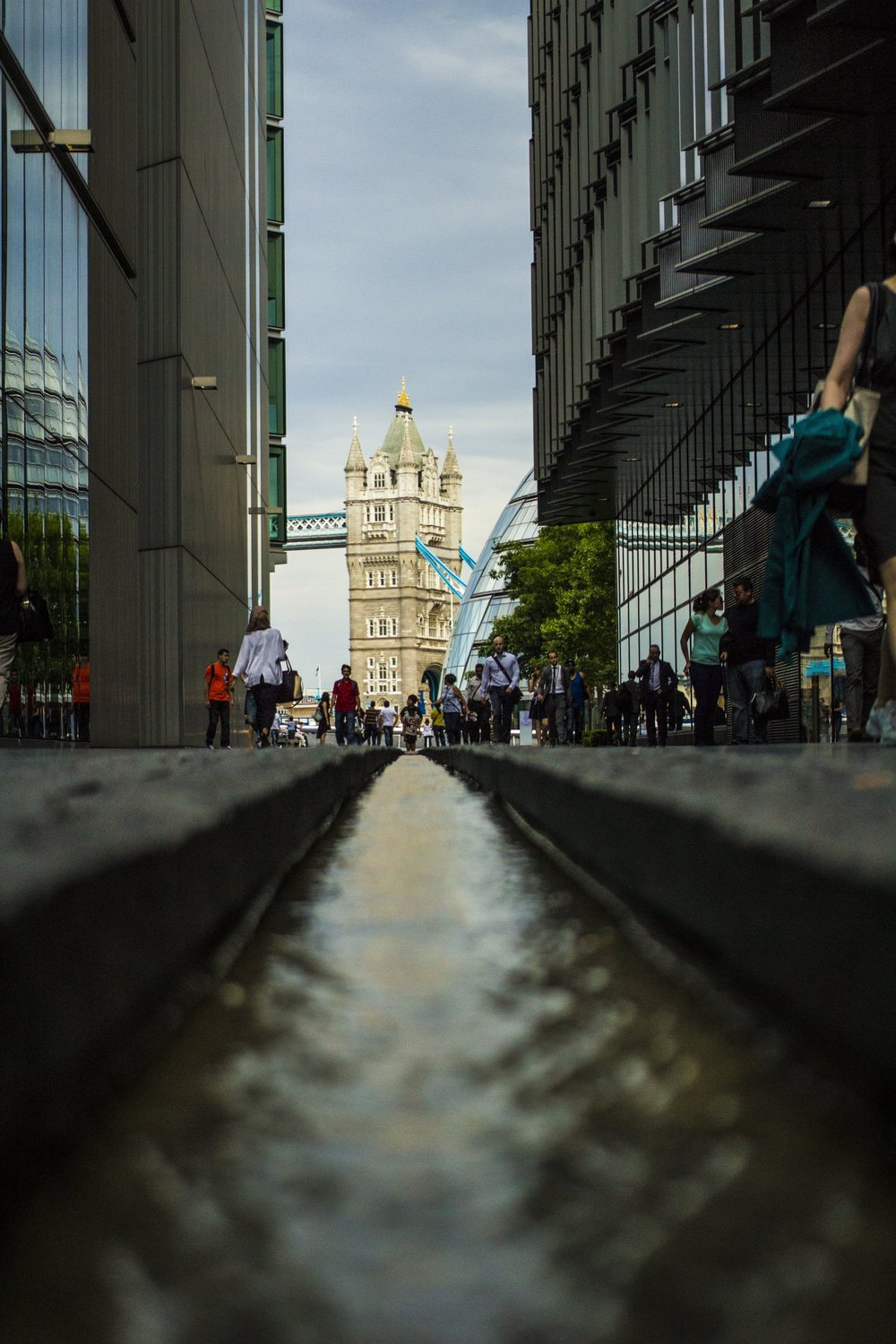 Seeing London's sights - Unsplash
