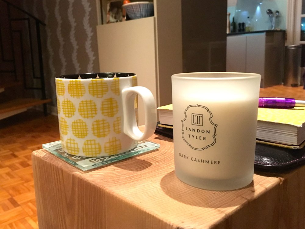 BECAUSE SCENTED CANDLES SHOULD BE FOR EVERYDAY