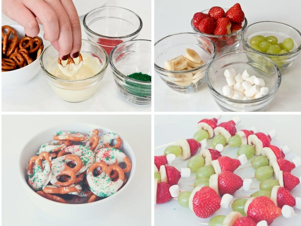 Festive treats to make with children