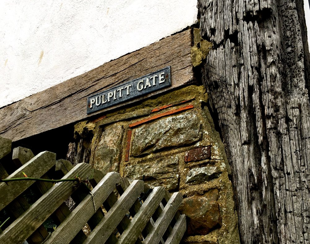 Pulpitt Gate in Hastings East Sussex