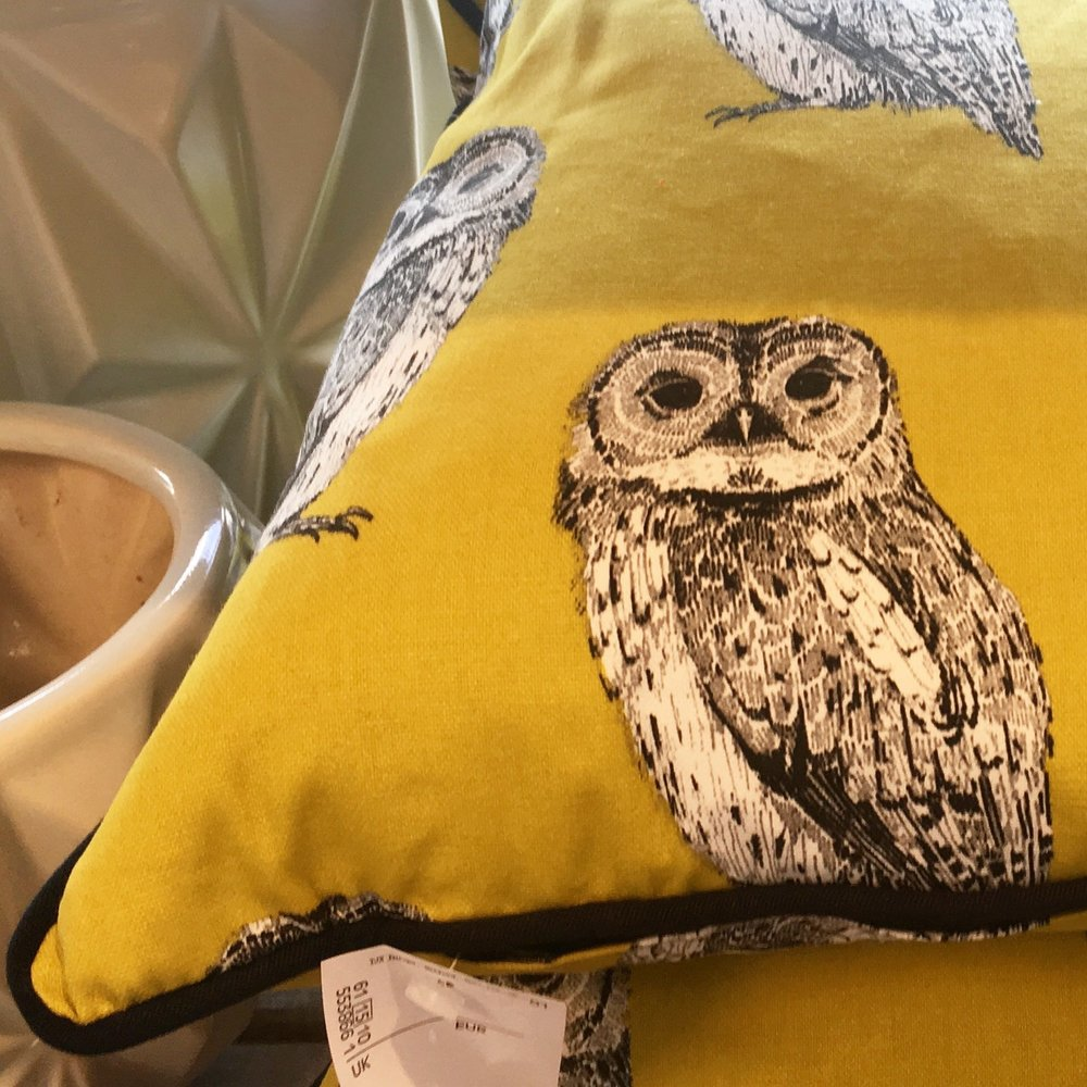 OWL-TASTIC, AND JUST MY COLOUR
