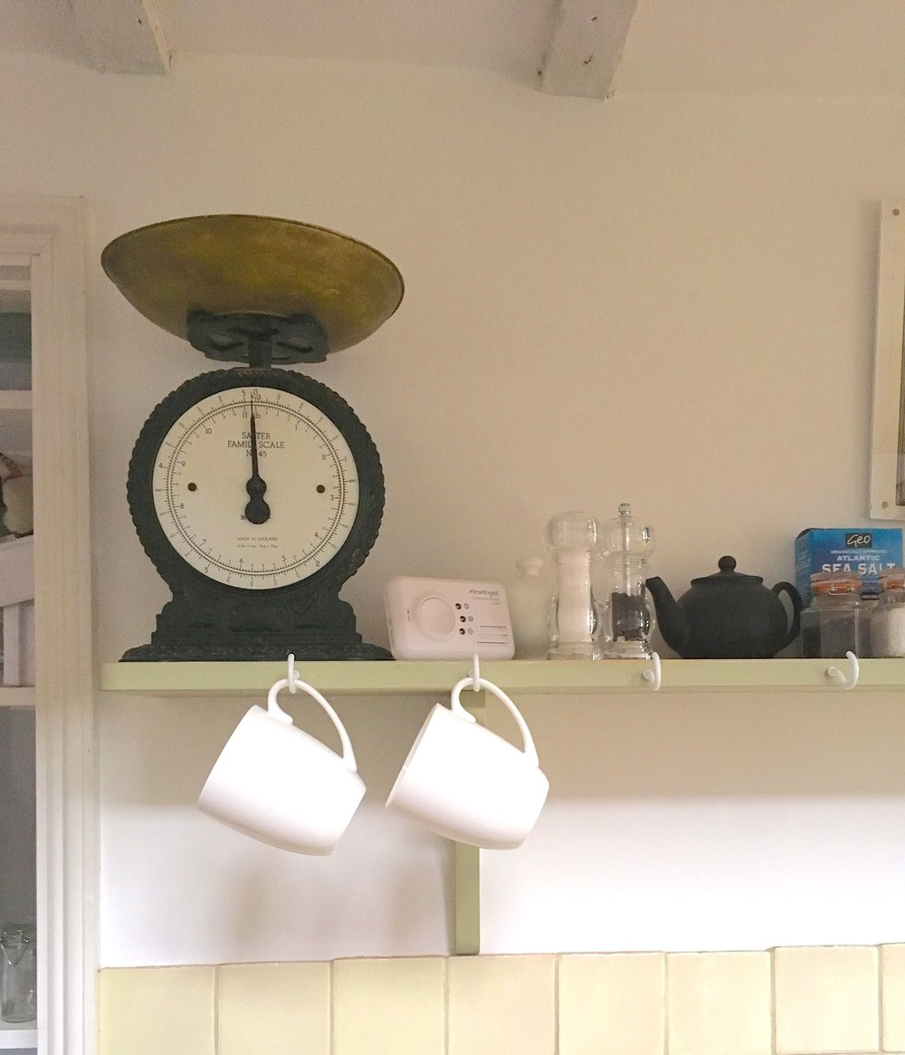 Quirks and a well stocked kitchen at Oak Hill Granary in Fressingfield