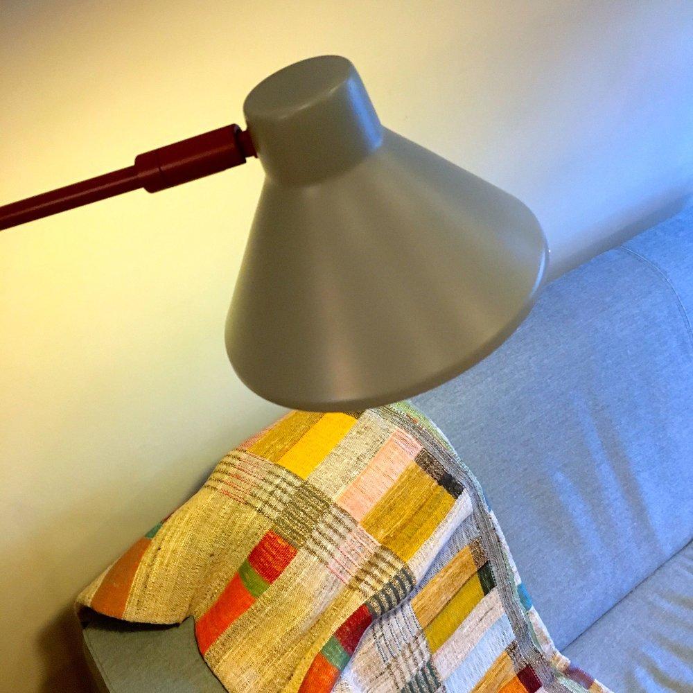 The  multi-coloured Bobby light from Habitat