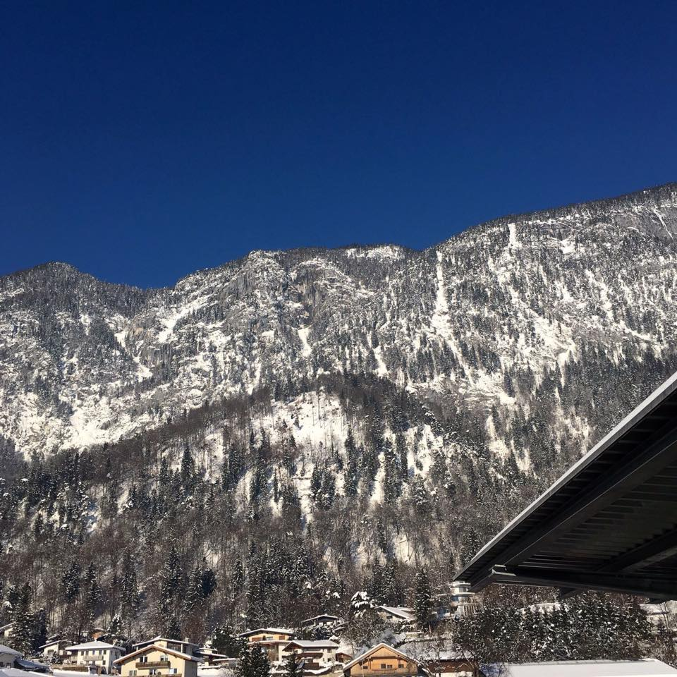 the view from the Viking factory in Kufstein