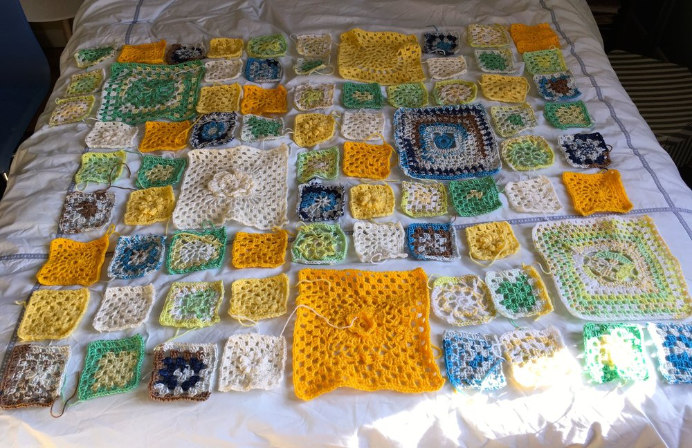 Not quite enough squares yet