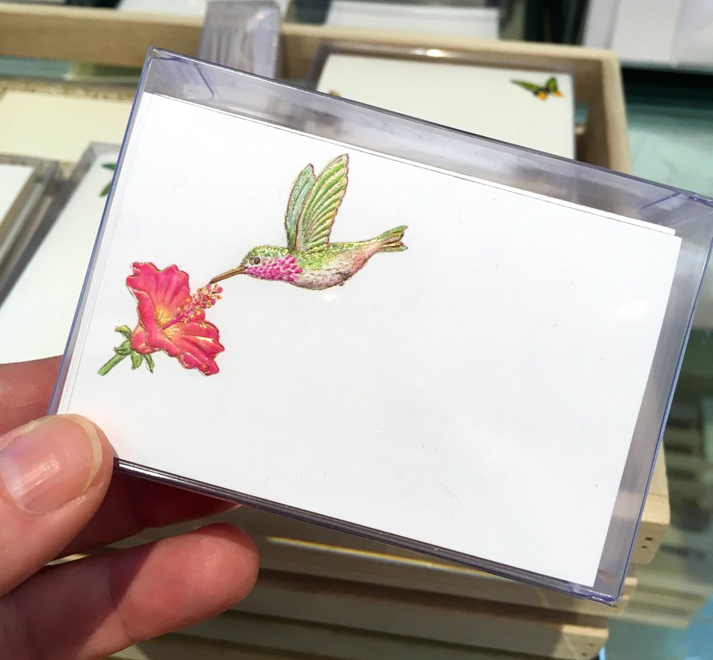 miniature and exquisite cards