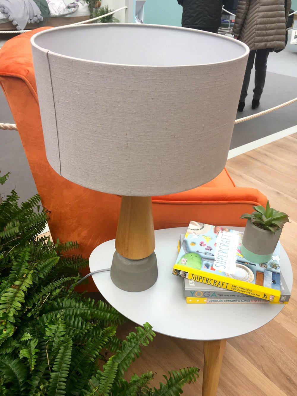 A fern, a succulent and a comfy corner to sit