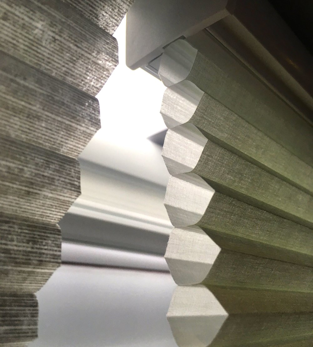 blinds by Thomas Sanderson at Grand Designs