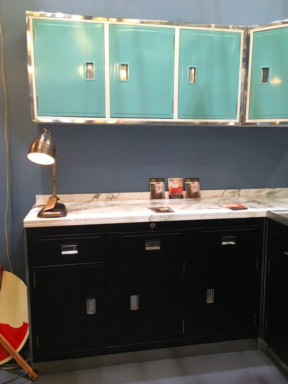 A refurbed kitchen