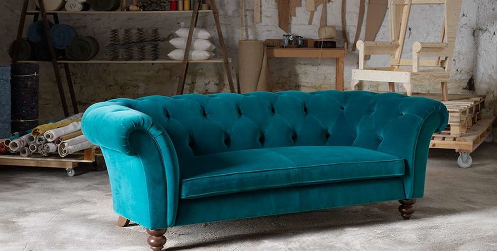 ONE OF THE WESLEY-BARRELL SOFAS ON THE MADE TO LAST SITE Photo Credit: Made to Last