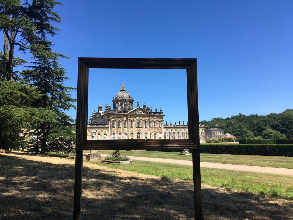 CASTLE HOWARD: PRETTY AS A PICTURE