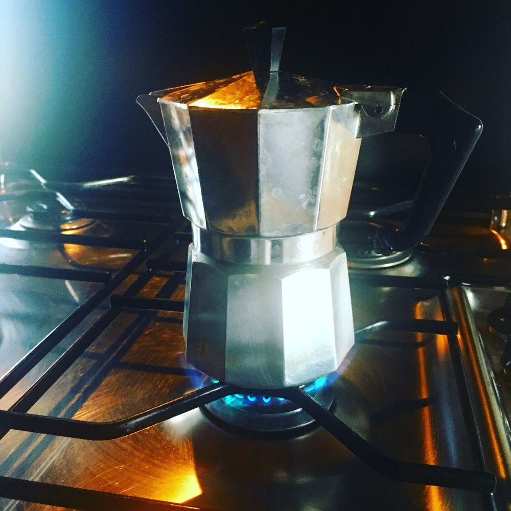 mastering the stove top coffee pot