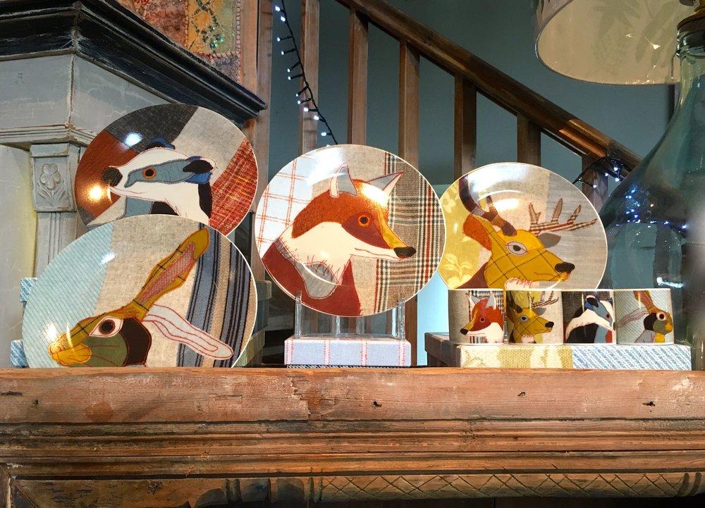 Carola Van Dyke ceramics