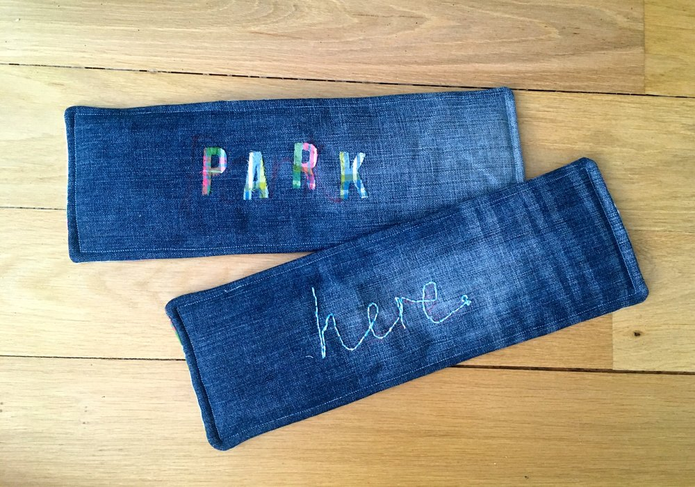 park here - the handmade gift for moh