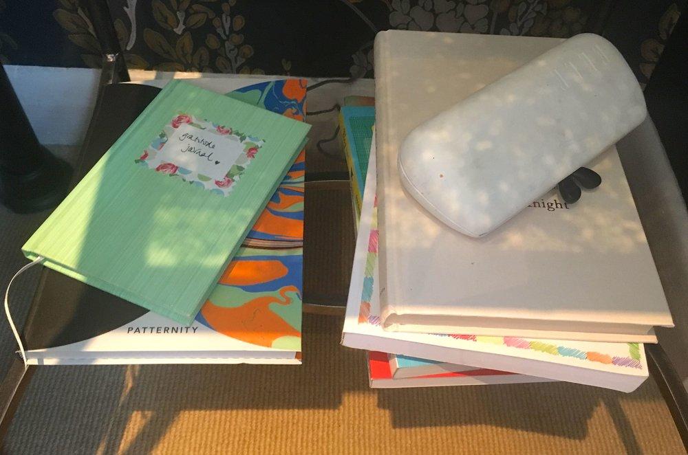VERSION 2: ADDING THE UNREAD BOOKS BACK